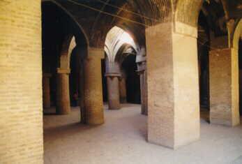 مسجد جمعه یا مسجد جامع اصفهان